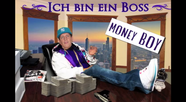 Money Boy - 'Ich bin ein Boss' (Audio