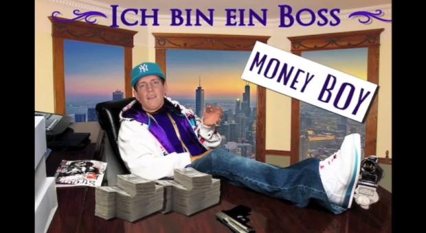 Money Boy - 'Ich bin ein Boss' (Audio