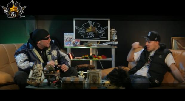 Liquit Walker zu Gast bei '51TV'- Playboy51 & Liquit Walker (Video)
