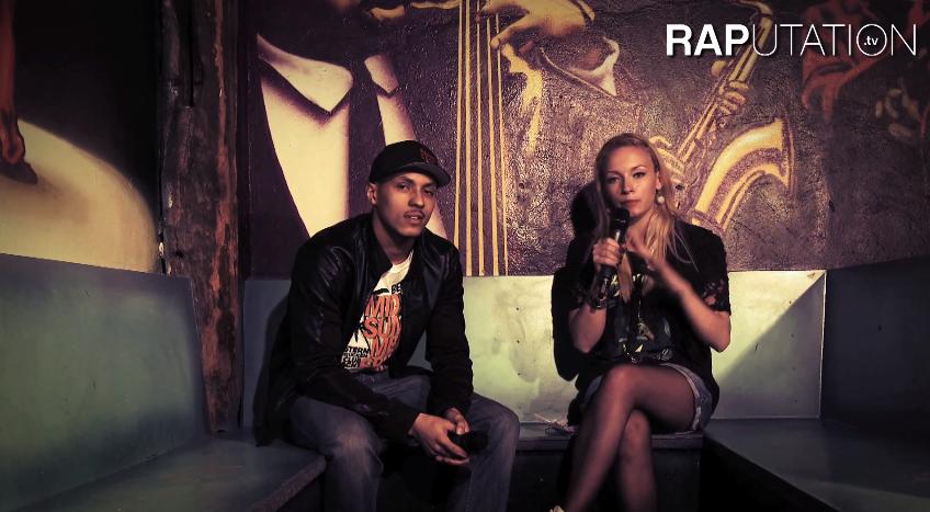 RAPutationTV: Telly Tellz im Gespräch mit Visa Vie über den prägendsten Moment seines Lebens (Video-Interview)