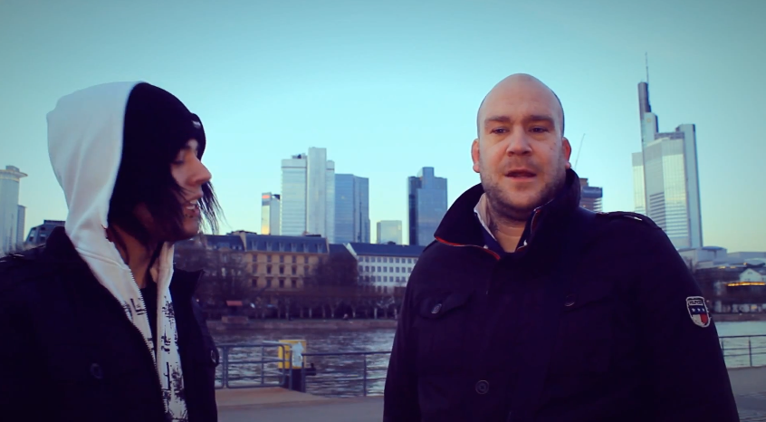 "Interview mit Toni der Assi | ""Von Brate für Brate""- Album (Video-Interview)"