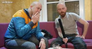 "Toxik trifft: Toni der Assi – ""Wörterbuch"" (Video-Interview)"