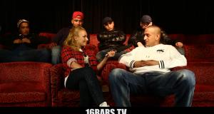 """Visa Vie interviewt Baba Haftbefehl über """"Blockplatin"""" und seine Pläne mit den Azzlackz (Video-Interview)"""