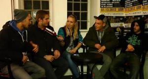 """Visa Vie interviewt die 257ers auf dem """"Mile Of Style (MOS)""""- Festival 2012 (Video-Interview)"""