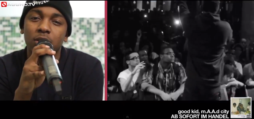 Kendrick Lamar – Good Kid, M.A.A.D. – City Tour 2013   Tour-Trailer & Tour-Daten