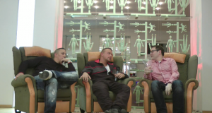 Clixoom-Interview mit Kollegah & Farid Bang: Nur Superman hat so einen Job! Fragenlotto