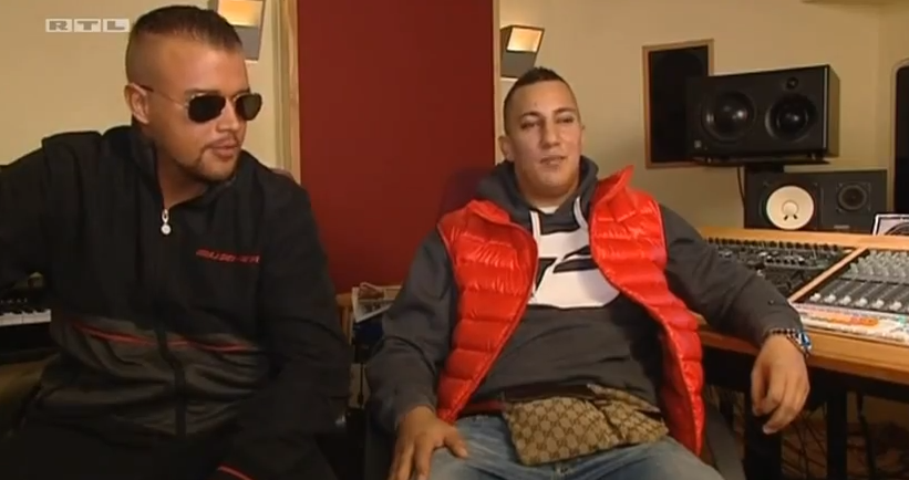 Kollegah & Farid Bang zu Gast bei Tv Total | Morgen am 26.02.2013 Tv-Total einschalten!