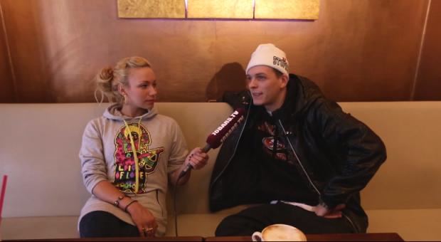 Laas Unltd. spricht mit Visa Vie über 'Im Herzen King'-16bars.tv-Interview