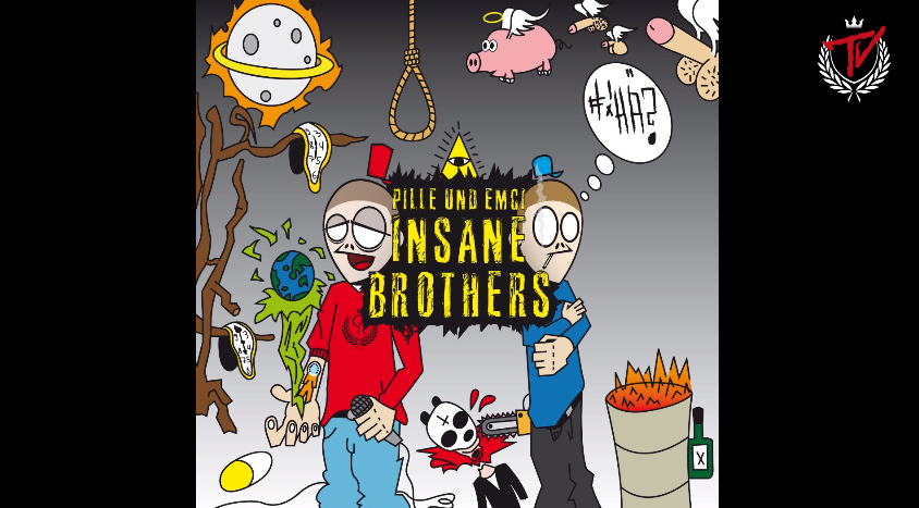 "Pille & EmGi – ""Insane Brothers EP""- Free-Download"