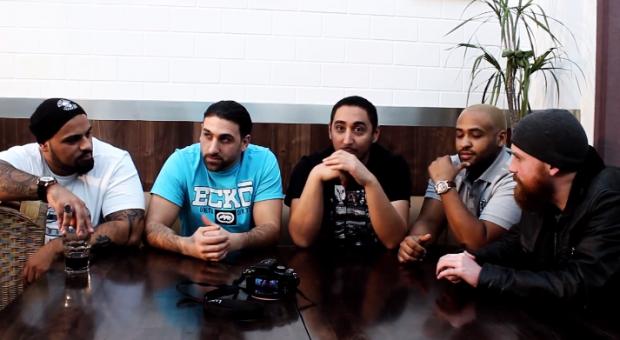 Toxik trifft: Eko Fresh, Massiv, Sinan G und Ado Kojo in Köln