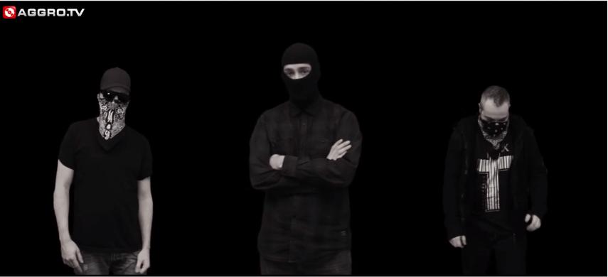 "Dj Monoton K & Mc Digital F feat. Tronic T – ""Antons Kaos Theorie"""