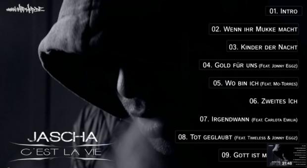 Jascha - 'C'est La Vie' EP | Info´s & Free Download