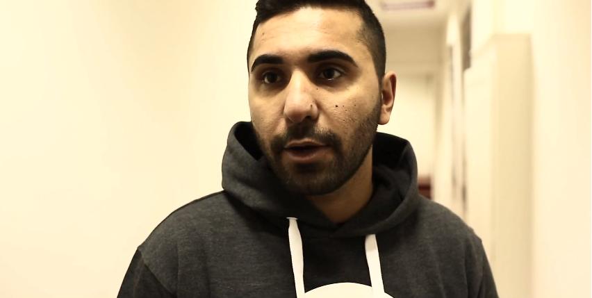 """16bars.tv-Interview: MoTrip spricht über den """"Morgen""""-Remix, Azad & Fußball"""