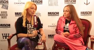 """16bars.tv – Interview mit Schwesta Ewa: Visa Vie und Schwesta Ewa reden über Live-Auftritte, Hater & ihr Album – """"Dr. Entjungferung"""""""