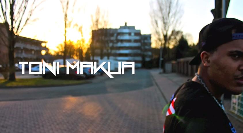 "Toni Makua – ""Mann in Schwarz"""