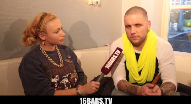 Interview: Fler spricht mit Visa Vie über 'Blaues Blut'