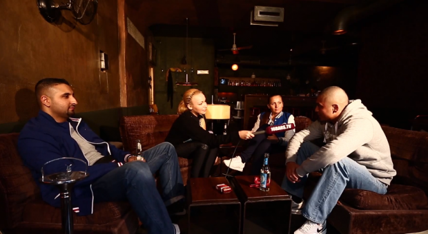16Bars.tv-Interview mit SSIO, Schwesta Ewa & Kalim