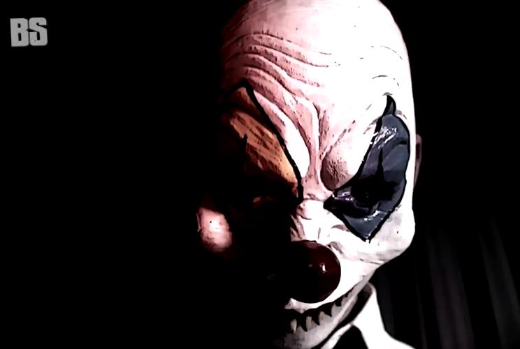 "Spikechill – ""Weinenden Clown"""
