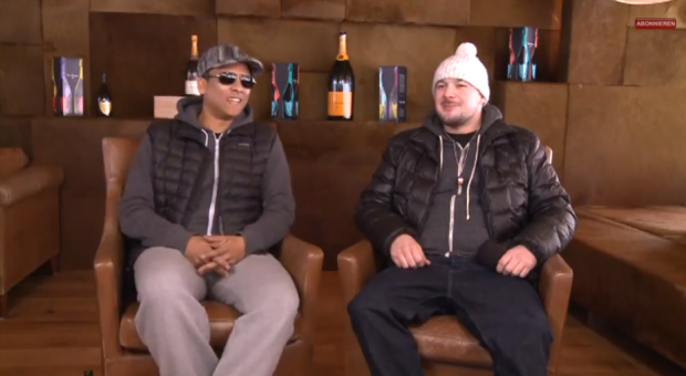 XAVAS - Interview beim 'Top of the Mountain in Ischgl 2013' & Live-Auftritte
