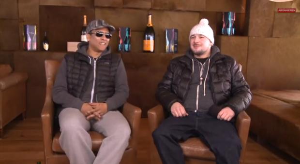 XAVAS - Interview beim 'Top of the Mountain in Ischgl 2013' & Live-Auftritte