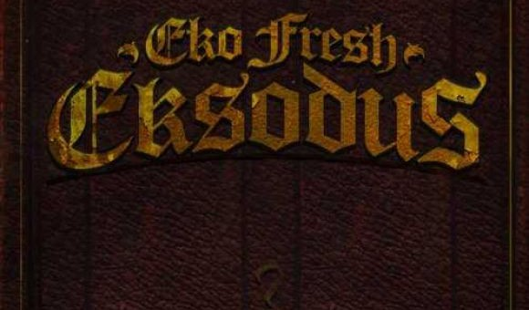 Eko Fresh - 'Eksodus' | Album - Cover & Video-Trailer 30.08.2013