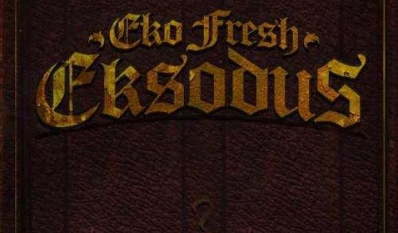 Eko Fresh - 'Eksodus' | Album - Cover & Video-Trailer 30.08.2013