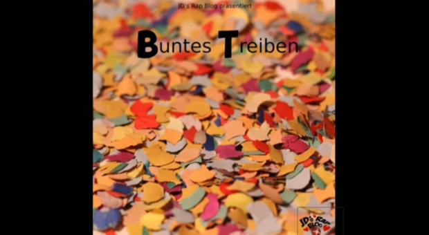 'Buntes Treiben'- Sampler | JD´s Rap Blog - Exclusives