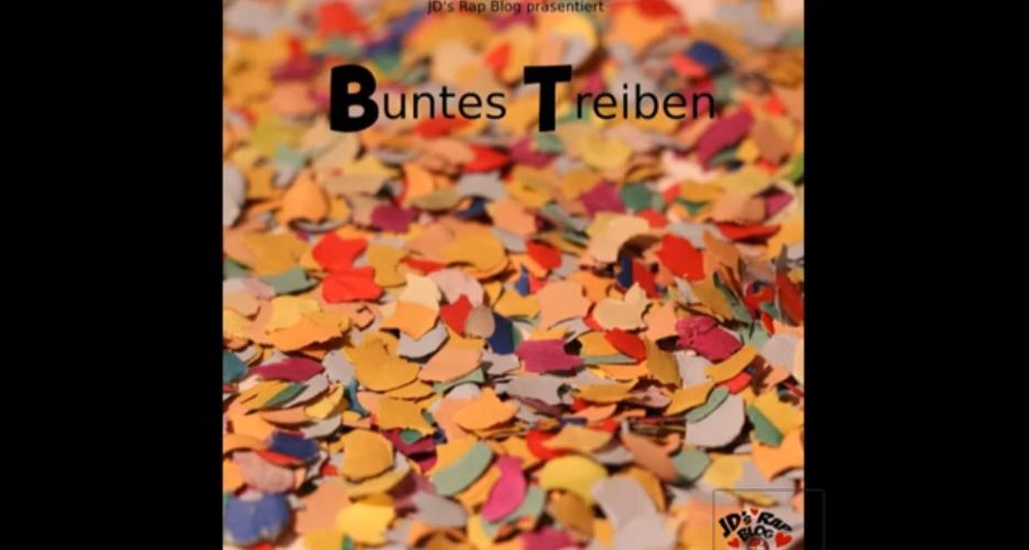 """Buntes Treiben""- Sampler | JD´s Rap Blog – Exclusives"