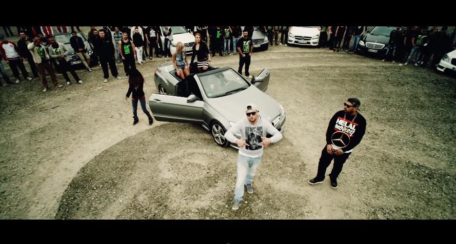 """KC Rebell feat. Summer Cem – """"600BENZ""""- Remix"""