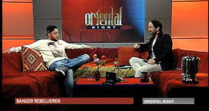 "KC Rebell mit ""Banger Rebellieren"" bei Oriental Night 