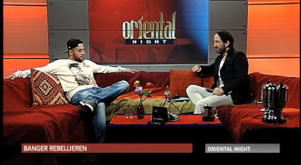 KC Rebell mit 'Banger Rebellieren' bei Oriental Night | Interview - Teil 1, Teil 2 & Teil 3