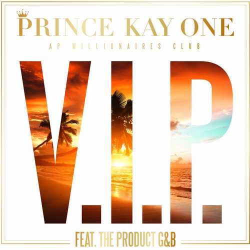"Kay One – ""V.I.P.""- Album"