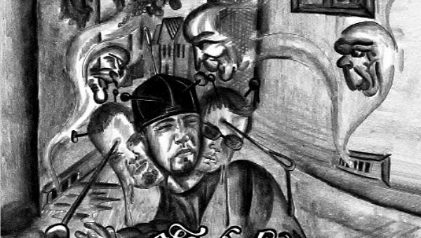 Shawn Lov - 'Grotesque Heads'- LP