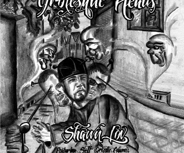 """Shawn Lov – """"Grotesque Heads""""- LP"""