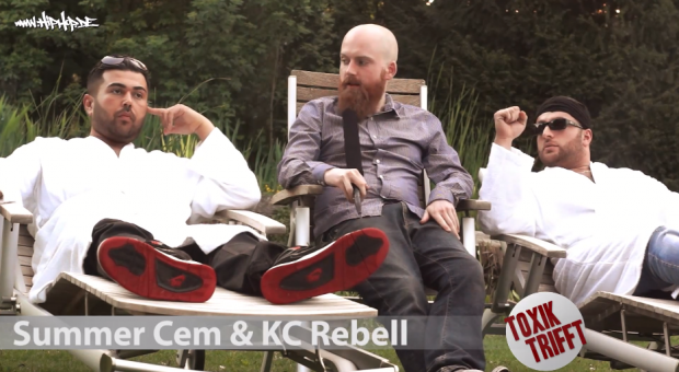Toxik trifft: #191 Summer Cem & Kc Rebell: Das Thema - 'Auf die linke Tour'