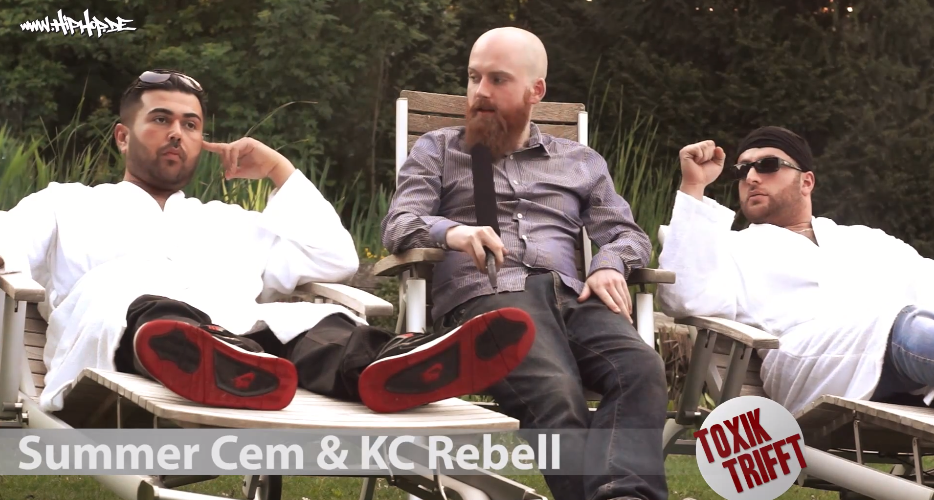 """Toxik trifft: #191 Summer Cem & Kc Rebell: Das Thema – """"Auf die linke Tour"""""""