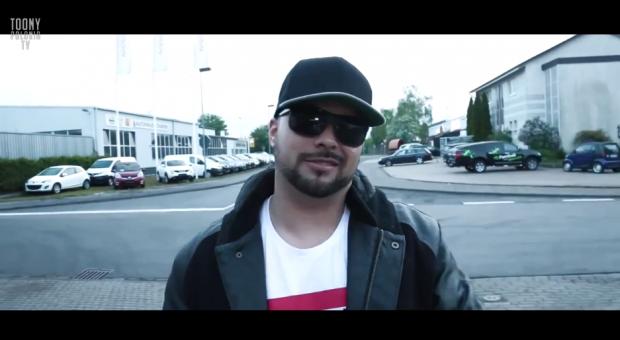 Toony - 'Erziehungsschelle' | Diss-Track für JuliensBlog, Aggro.Tv & Money Boy