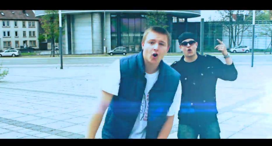 """Andreas – """"Halt Stop!"""" Rap   Keno & WAB"""