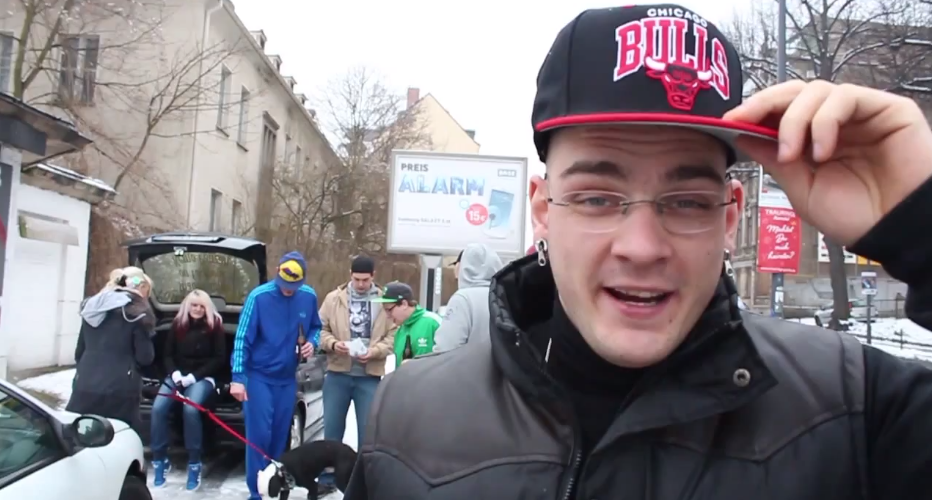 "Mr. NoName feat. AyKey – ""Wir!"" 