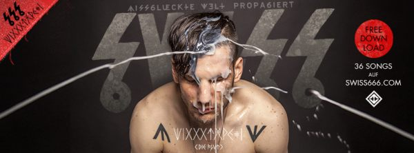 "Swiss – ""Wixxxtäpe""- Mixtape | Trackliste & Cover – 07.06.2013"
